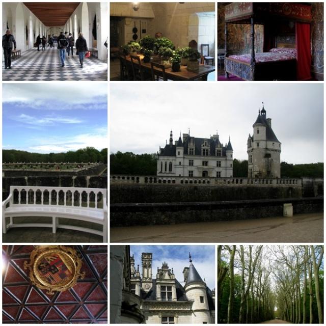 Loire Valley castles: The Chateau de Chenonceau