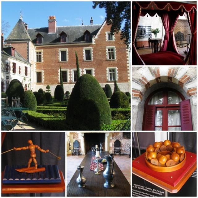 Loire Valley castles: Clos Lucé