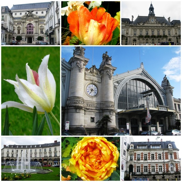 Loire Valley treasures: the city of Tours