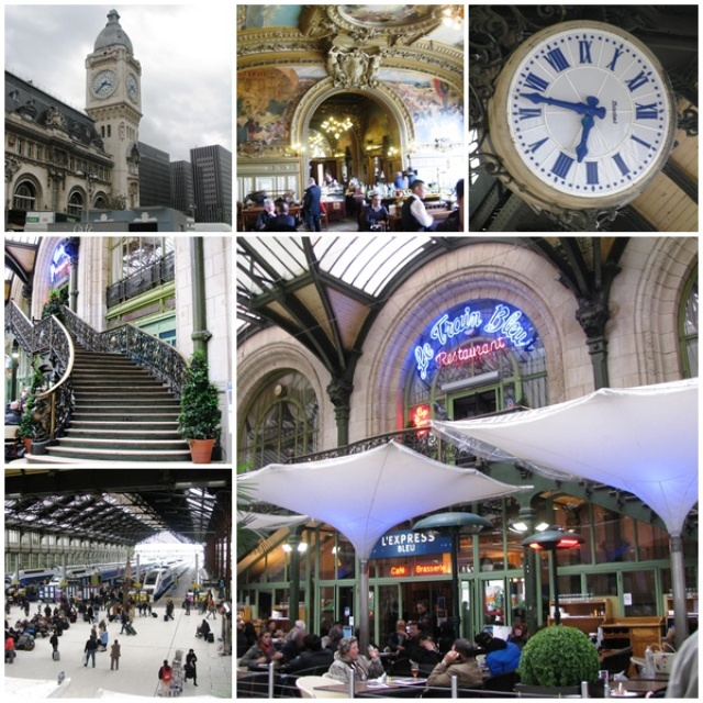 The Gare de Lyon