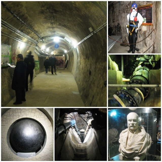 The Paris Sewer Museum