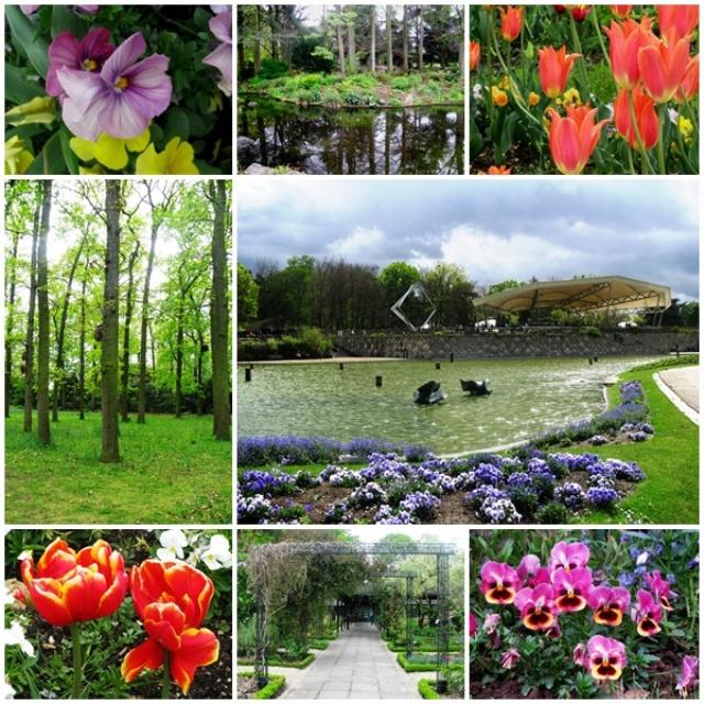 The Bois de Vincennes