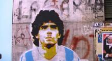 La Boca - home of the Boca Juniors