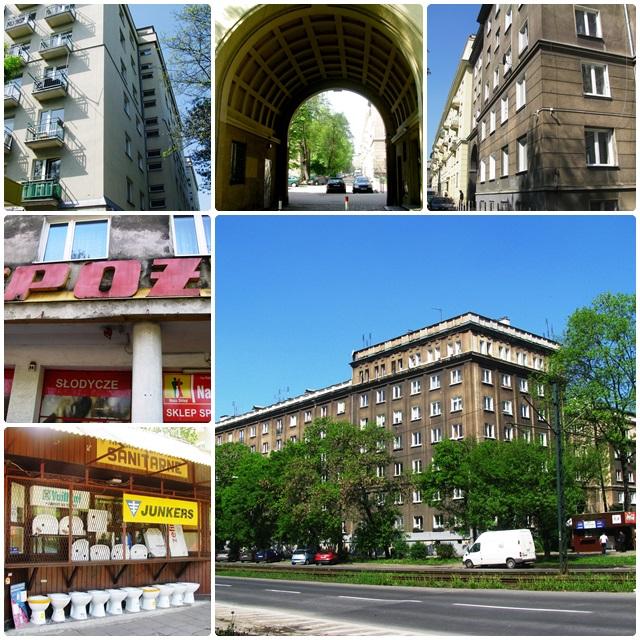 The Socialist-Realist architecture of Nowa Huta