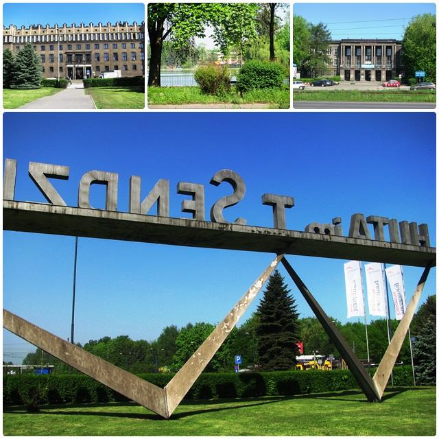 """Nowa Huta - the """"New Steel Mill"""