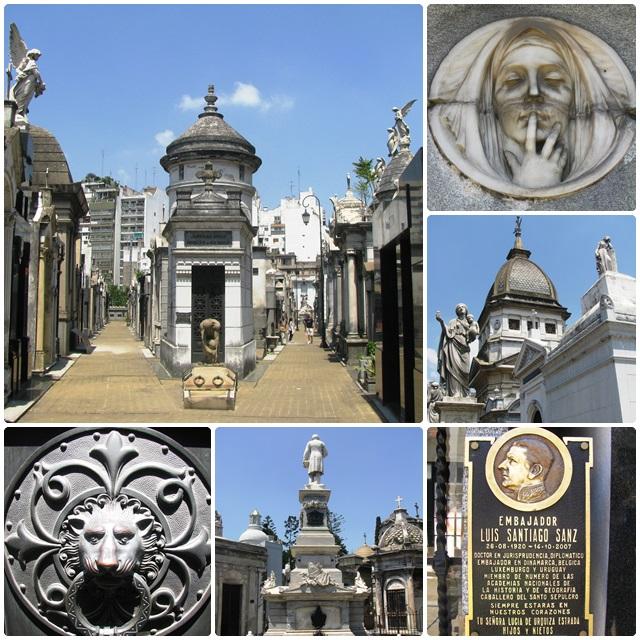 Fascinating Recoleta Cemetery