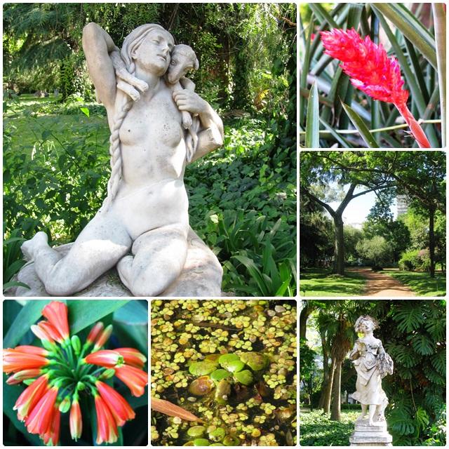 The Buenos Aires Botanical Garden