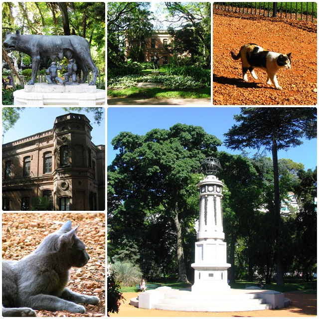 An oasis of greenery - the Botanical Garden of Buenos Aires