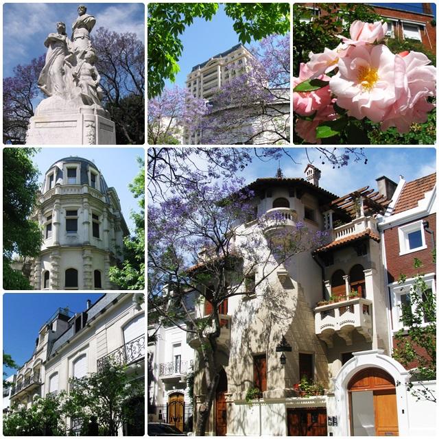Palermo chico, a ritzy neighbourhood