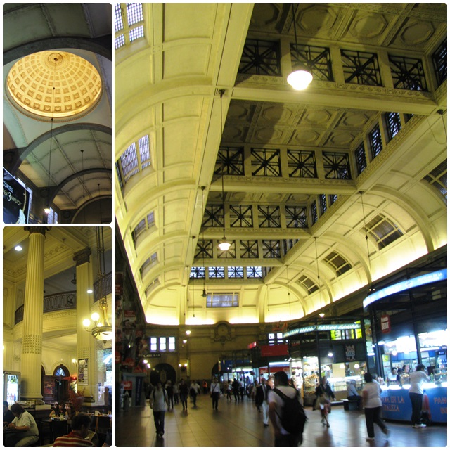 The Retiro Train Station, a national historic monument