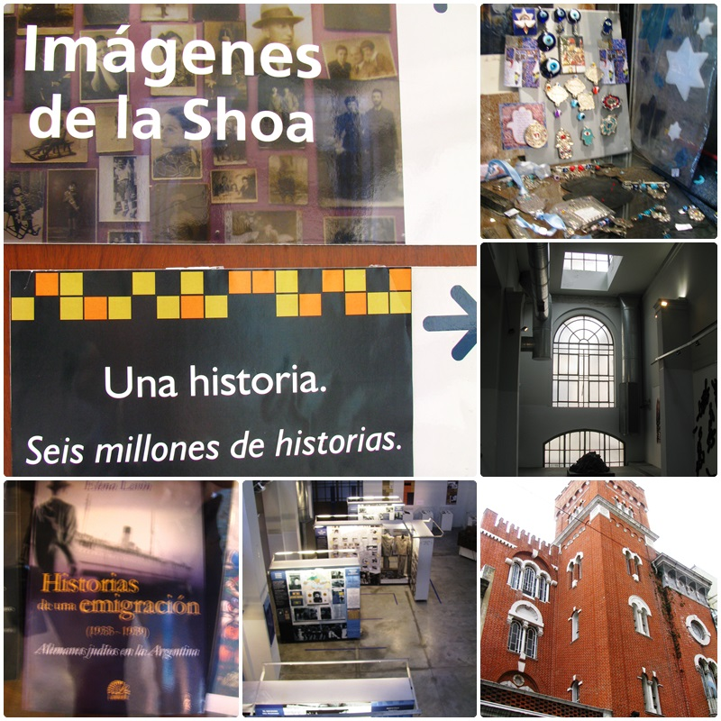 The Shoa Museum of Buenos Aires