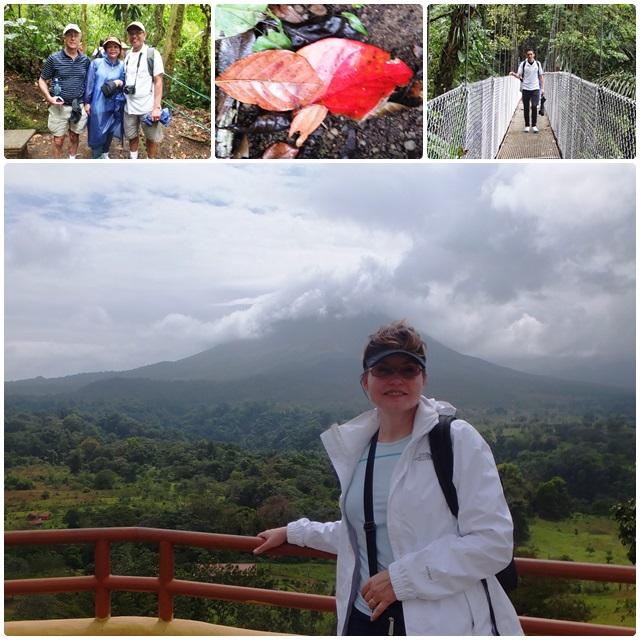 Great views of the Arenal Volcano