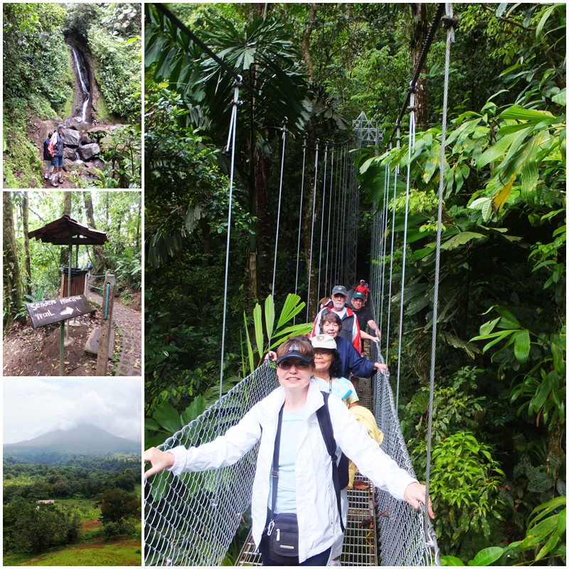 Eco-tourism at Arenal Hanging Bridges