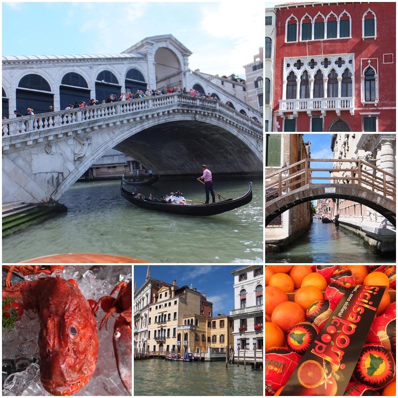 Venice icons: the Rialto Bridge & the Canale Grande