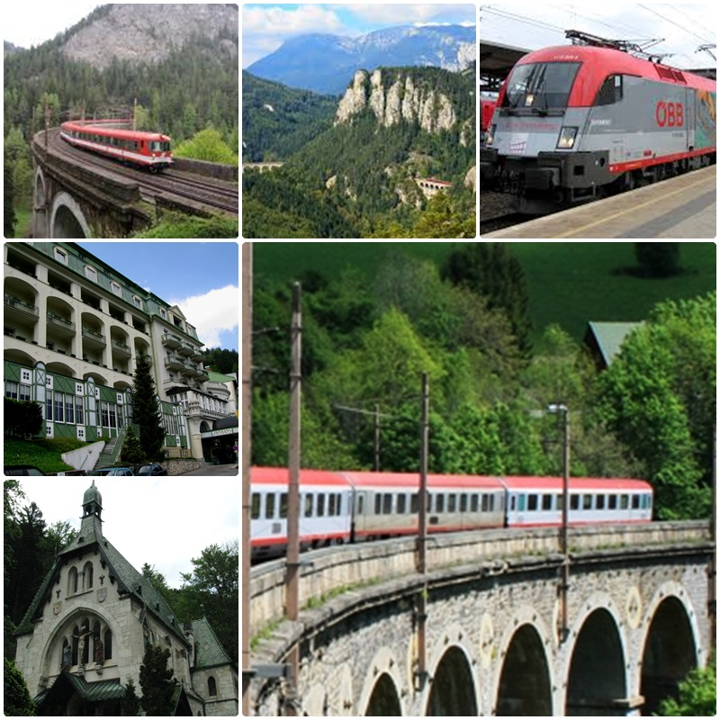 Semmering Railway - a marvel of engineering