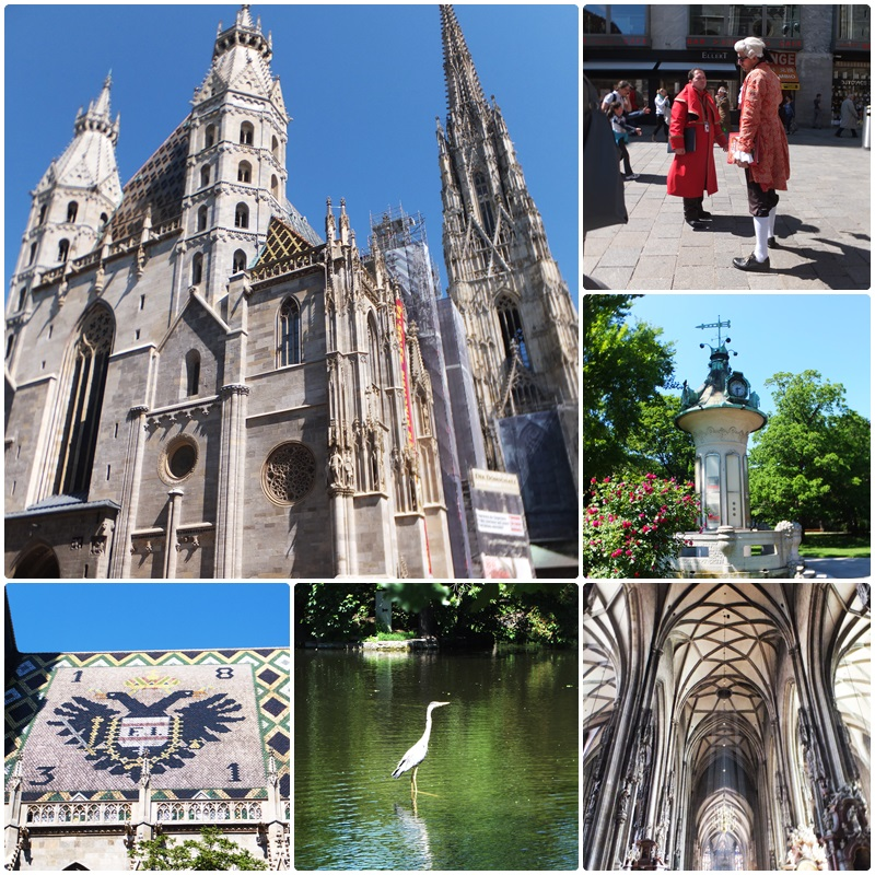 The Stephansdom - Vienna's impressive Gothic cathedral