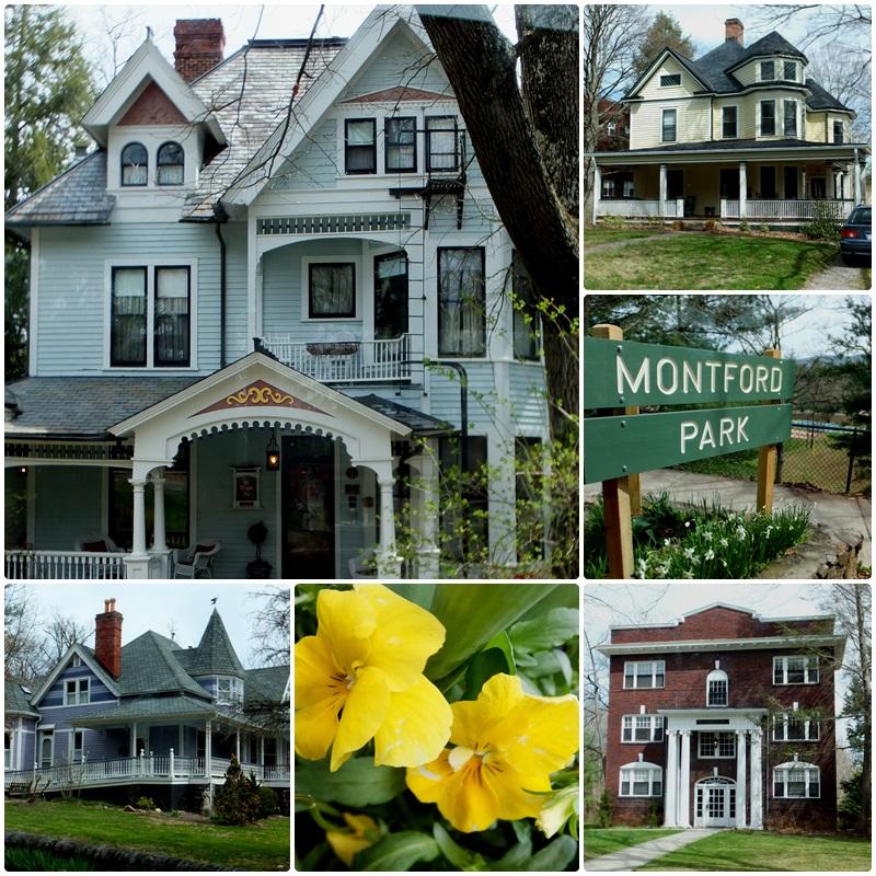 Asheville's Montford Area Historic Distric