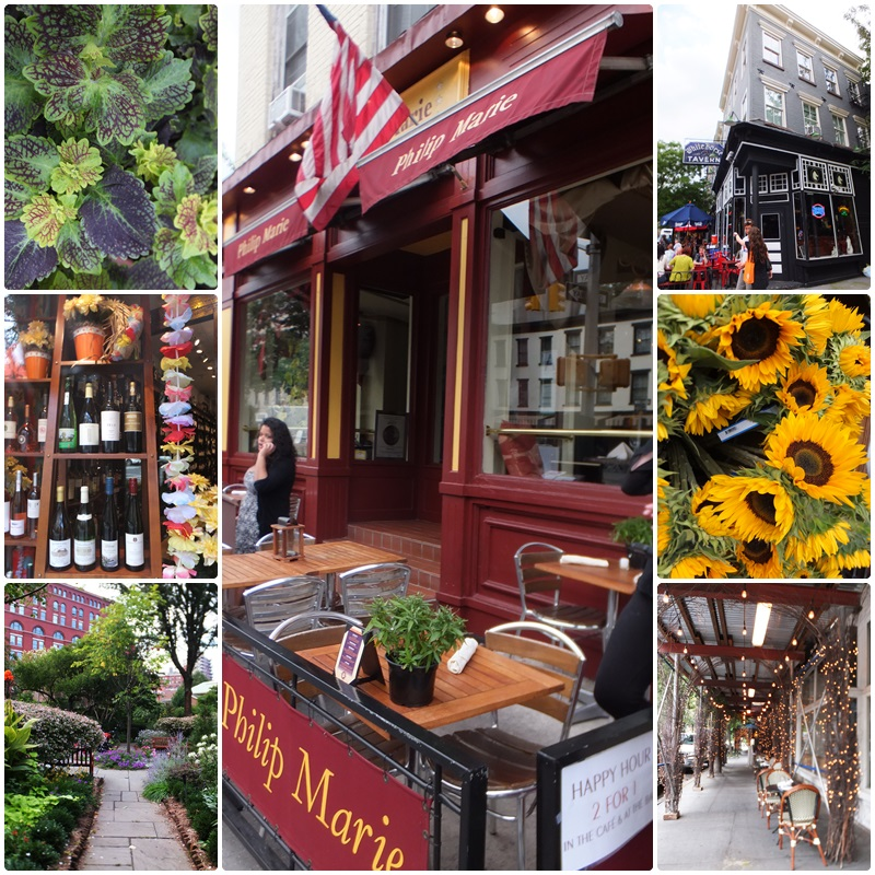 Greenwich Village, one of NYC's most beloved areas