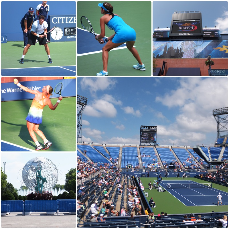 The US Open - one of the best tennis events of the year