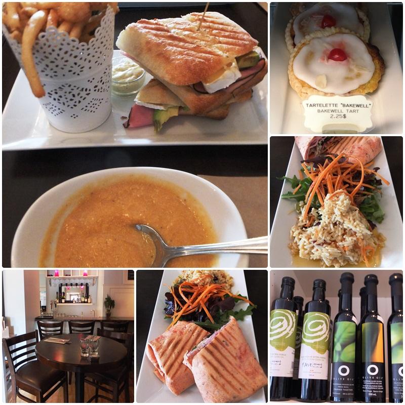Lunch at Vert Fourchette