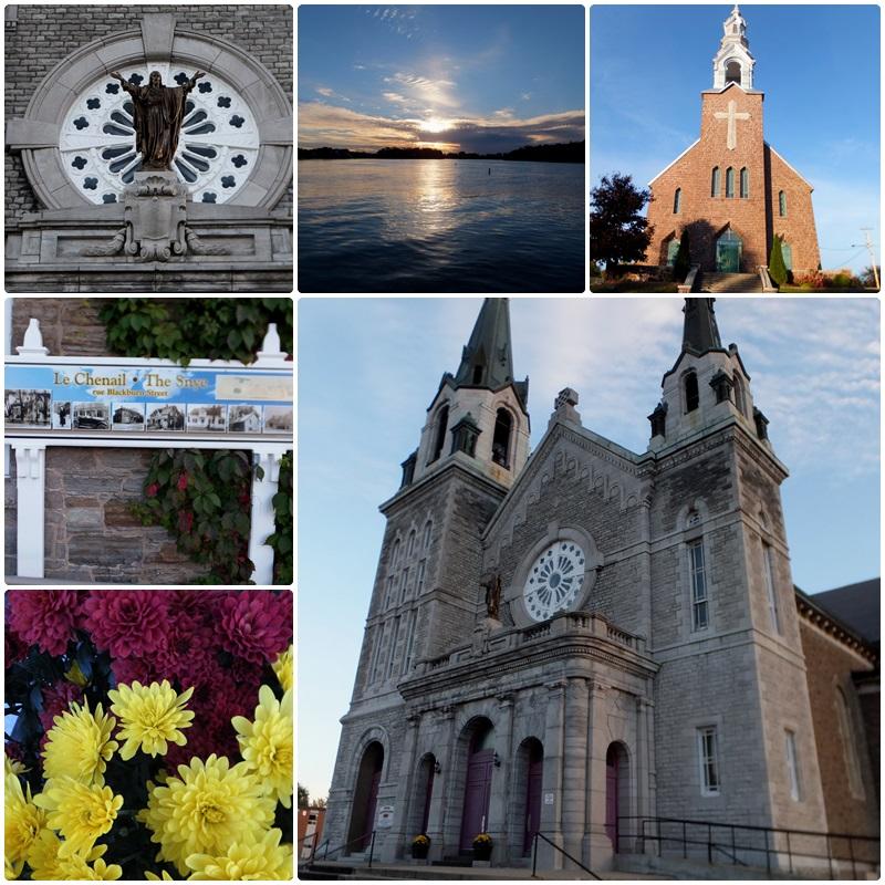 Hawkesbury, Ontario, and Grenville, Quebec