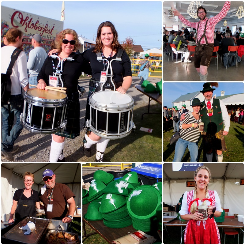 Beau's Octoberfest raises money for local charities