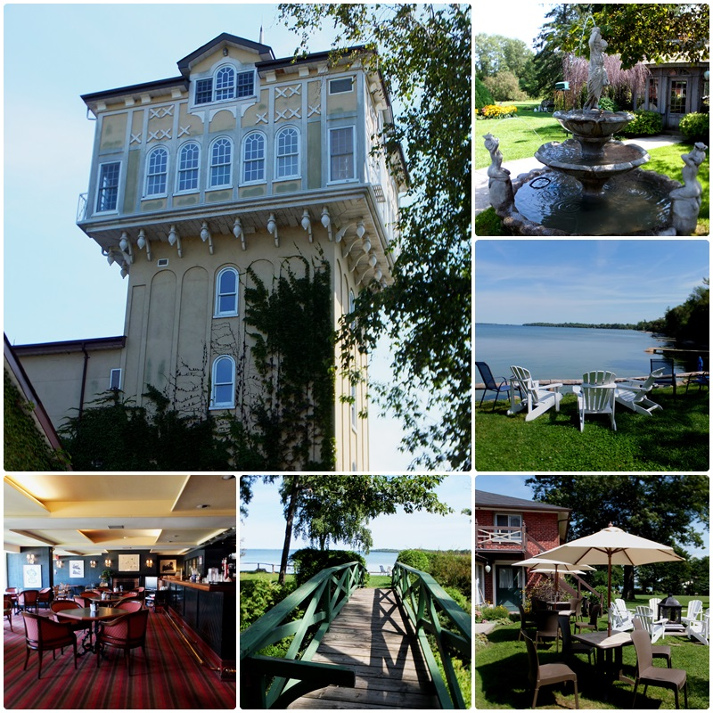 The Briars - a historic resort on Lake Simcoe