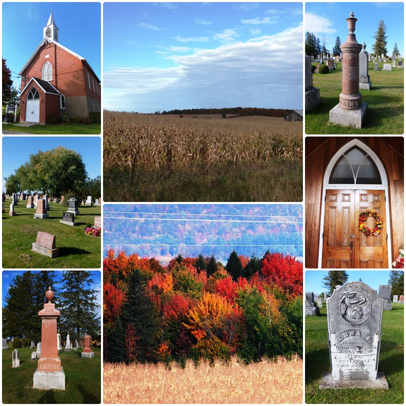 Champlain Township and the Cassbury Cemetery