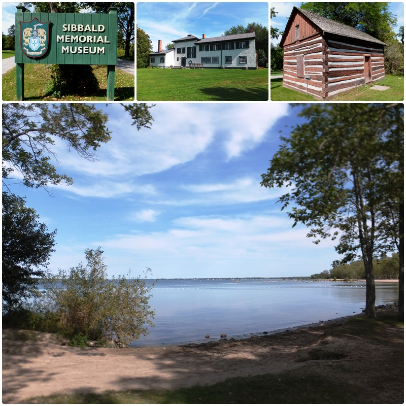 Sibbald Point Provincial Park on Lake Simcoe