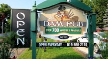Dam Pub in Thornbury