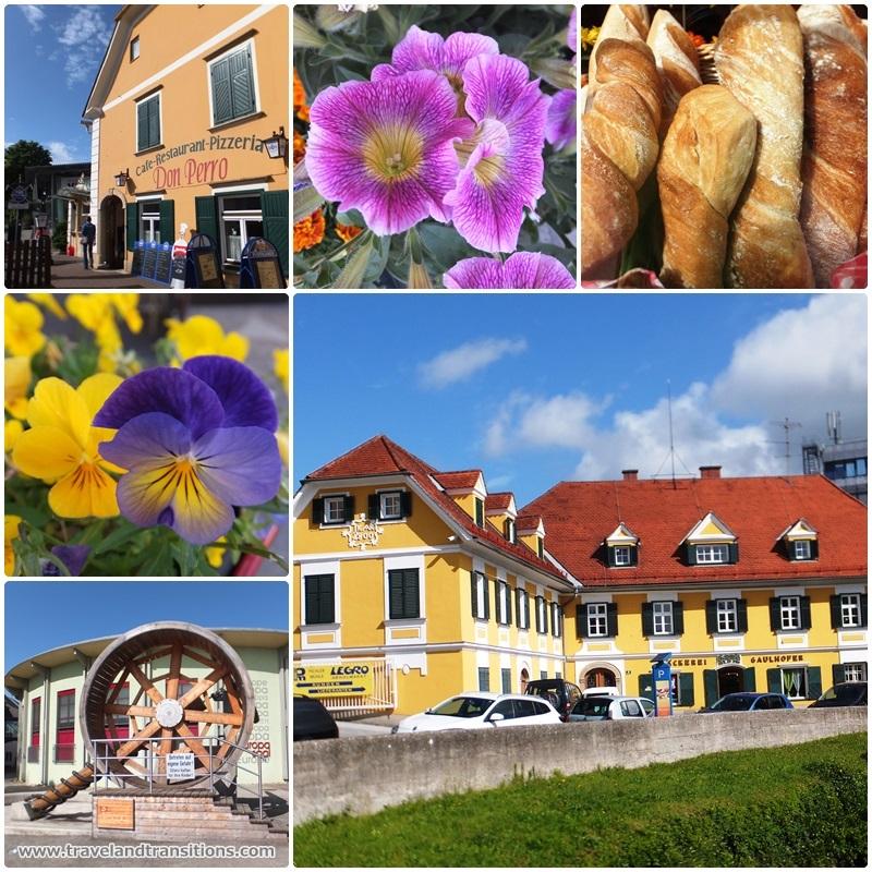 Weiz has many picturesque historic merchants' houses