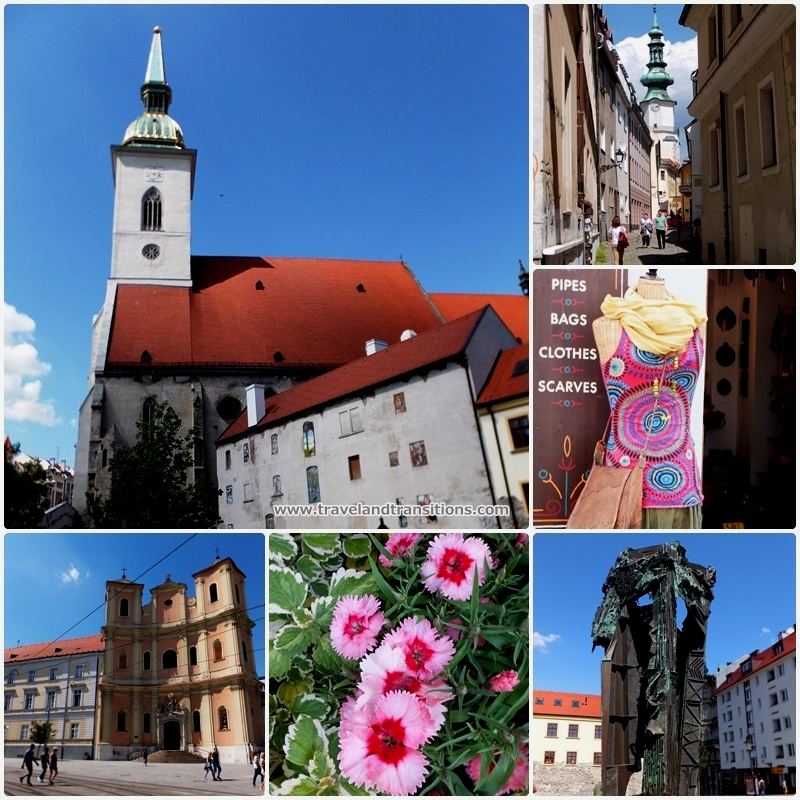 Bratislava has many historic churches, including the Cathedral of Bratislava