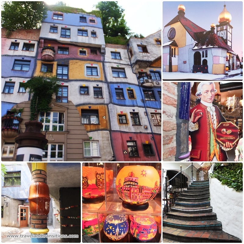 A unique icon in Vienna: the Hundertwasserhaus