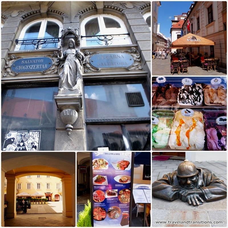 "Cumil, ""the Watcher"", intrigues visitors in Bratislava"