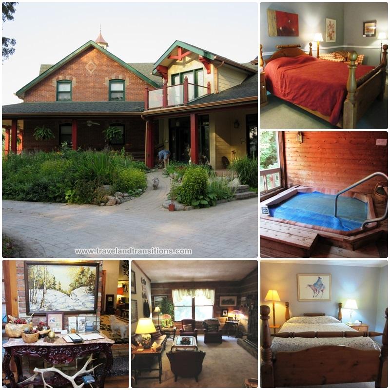 The Pretty River Valley Country Inn
