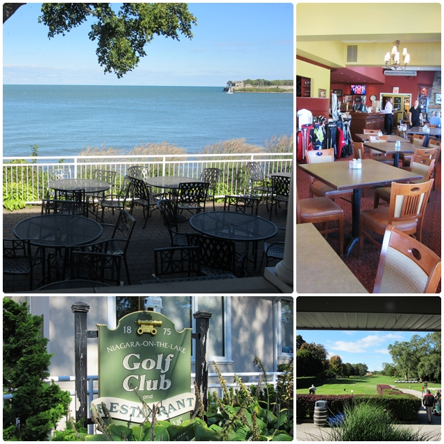 Great views from the Niagara-on-the-Lake Golf Club