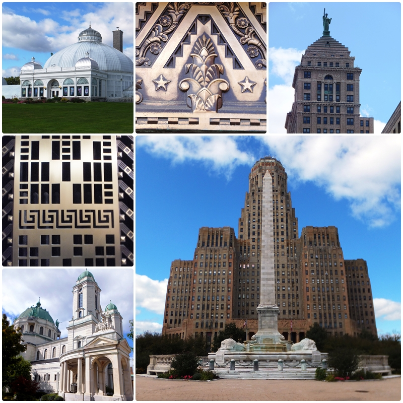Amazing architecture in Buffalo