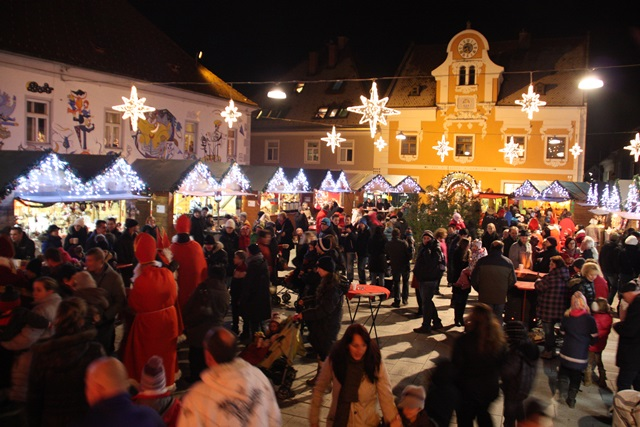 Christmas is a magical time in Kapfenberg