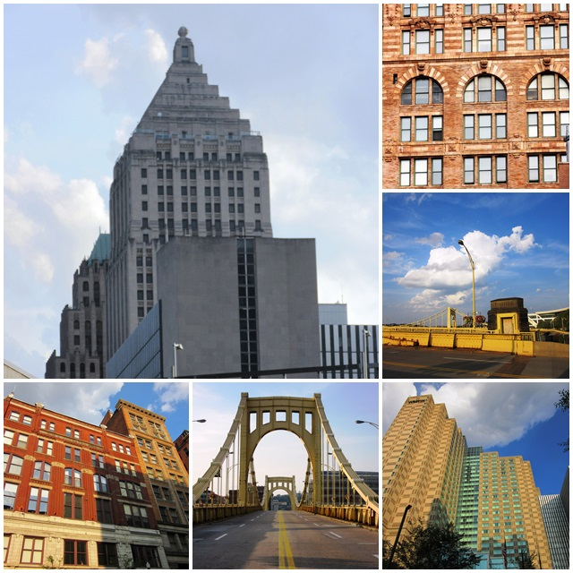 Pittsburgh has been a centre of commerce and industry for more than 150 years