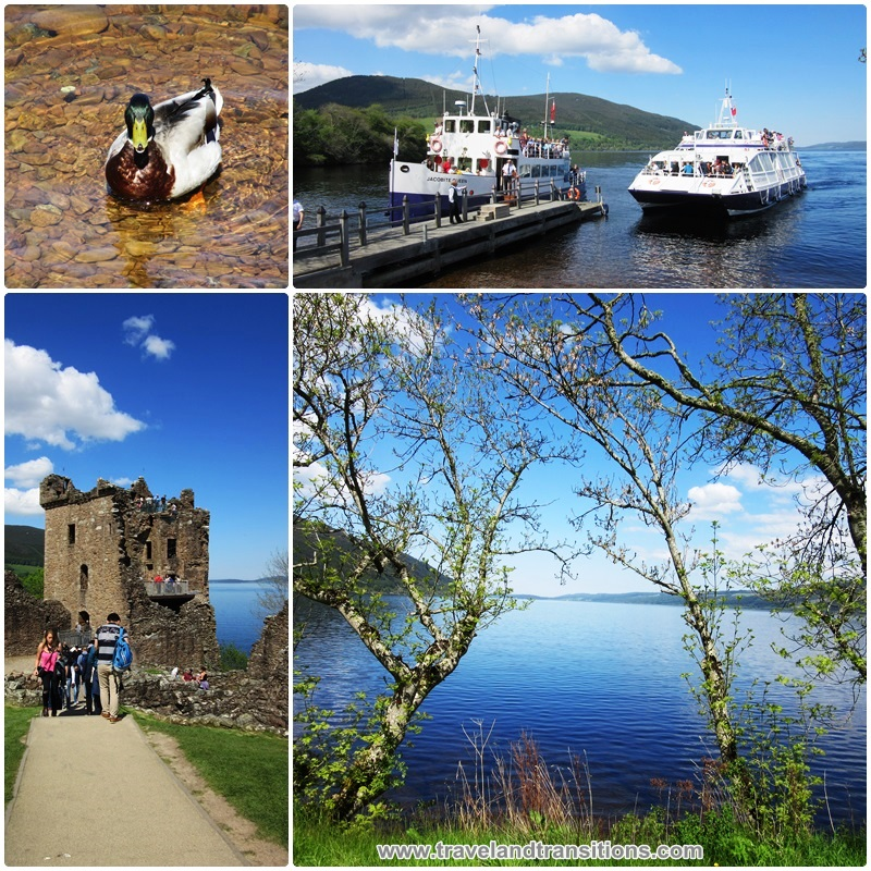 Loch Ness, one of Scotland's most fascinating destinations
