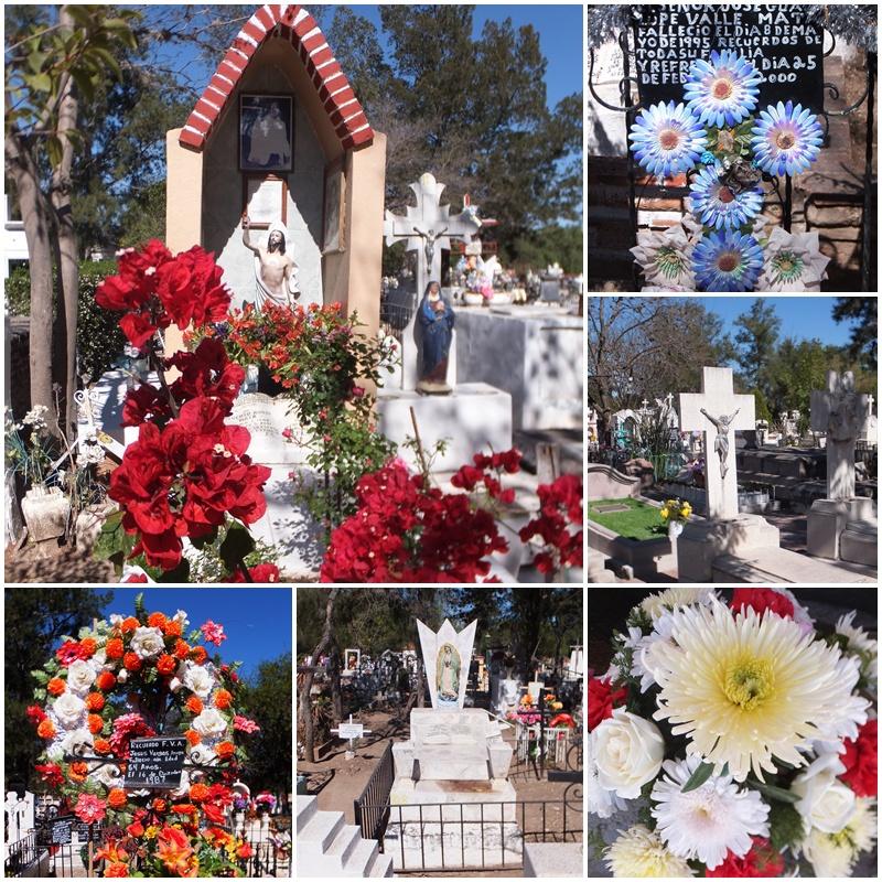 The Panteón de Nuestra Señora de Guadalupe, a colourful cemetery in San Miguel