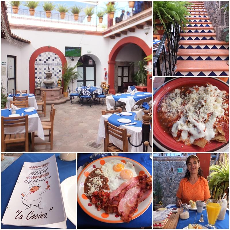 Breakfast at La Cocina