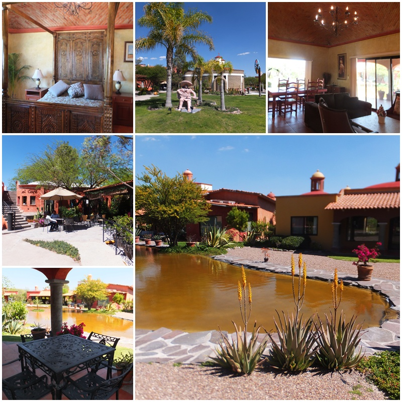 Rancho Los Labradores offers vacation and retirement homes