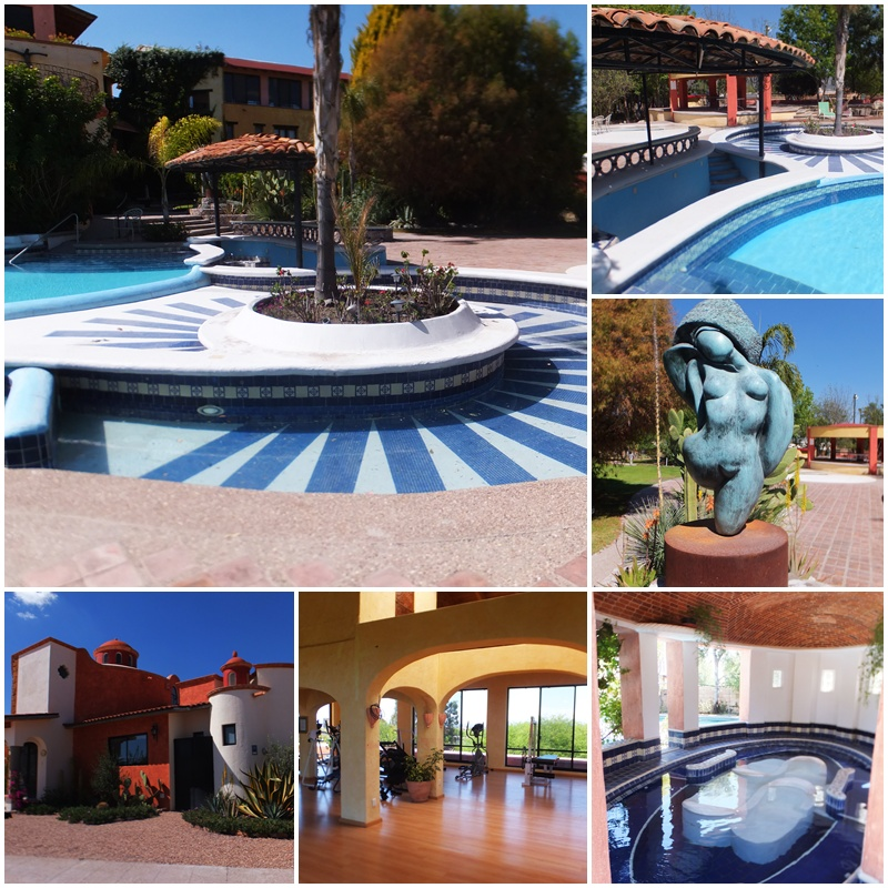 Many communal facilities are available at Rancho Los Labradores