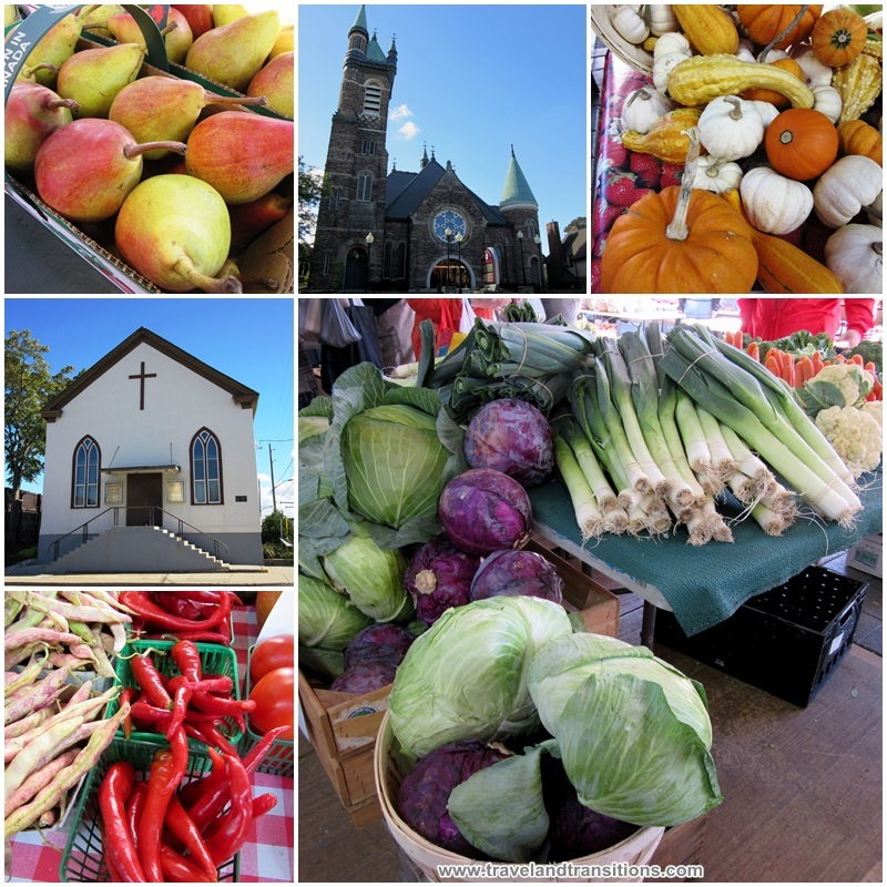 The St. Catharines Farmers Market is a great place to visit