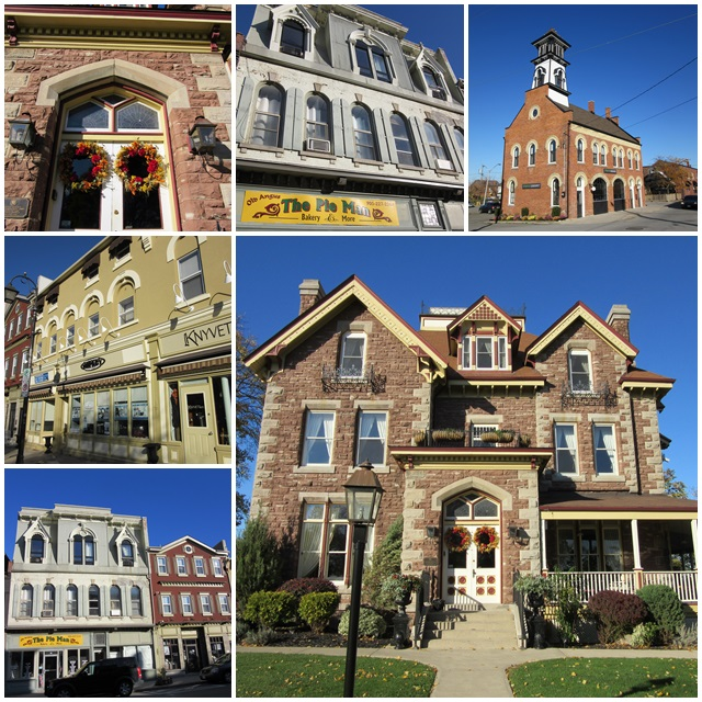 Thorold has many historic landmarks, including the Keefer Mansion Inn