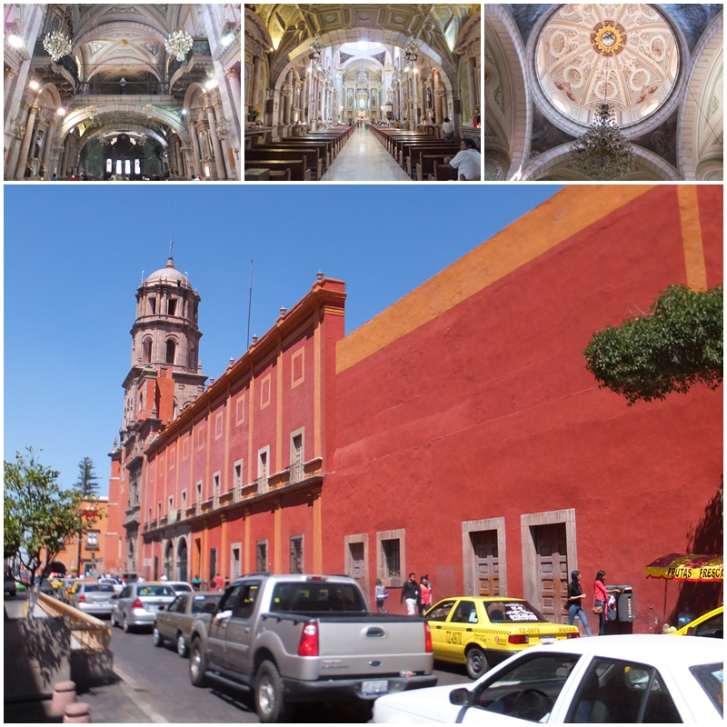 With its stunning buildings, Queretaro is a UNESCO World Heritage Site