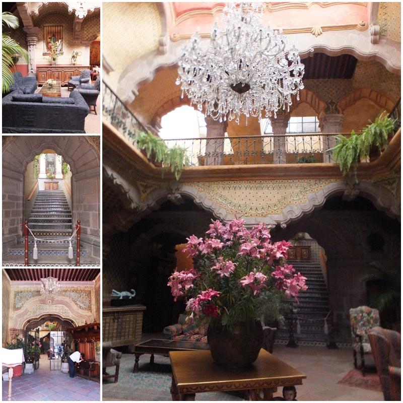 La Casa de la Marquesa, a luxury hotel in Queretaro