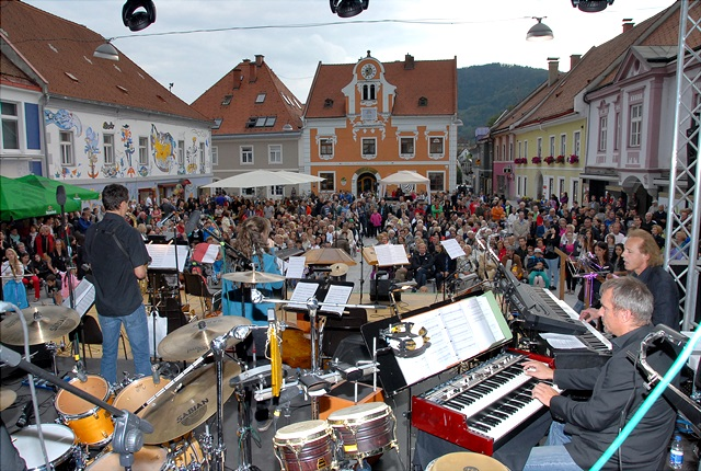 Kapfenberg is a small yet lively city with lots of culture and outdoor opportunities