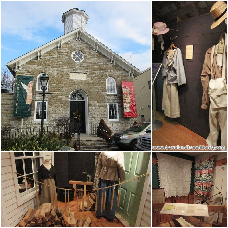 The Fort Erie History Museum has many interesting stories to tell